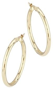 Bloomingdale's Hoop Earrings in 14K Yellow Gold - 100% Exclusive