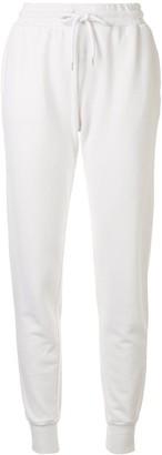 Anine Bing Saylor cotton track pants