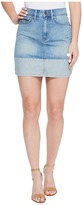 Calvin Klein Jeans Face Reverse Mini Skirt