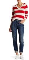 Lands' End Canvas Lands& End Canvas Slouchy Slim Jean