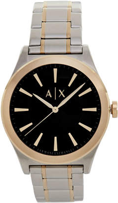 Armani Exchange AX2336 Two-Tone Watch