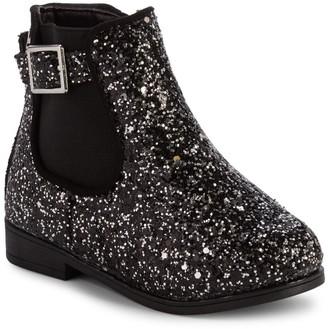Bebe Baby Girl's & Little Girl's Glitter Boots