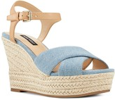 Nine West Dane Women's Espadrille Wedge Sandals