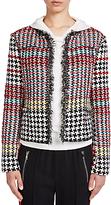 Oui Tweed Jacket, Multi
