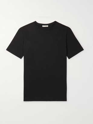 The Row Luke Cotton-Jersey T-Shirt