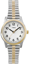 Timex Easy Reader Womens Expansion Strap Watch