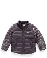 Armani Junior Down Puffer Jacket (Little Boys & Big Boys)