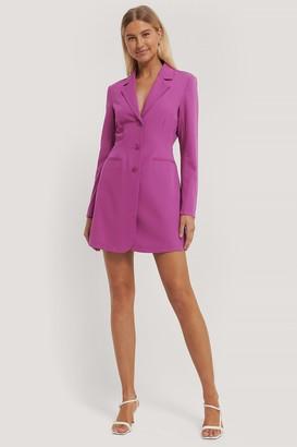 Paola Locatelli X NA-KD Blazer Dress