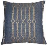 Dragon 88 Tribal Macrame Embroidered Pillow