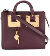 Sophie Hulme cross-body satchel - women - Calf Leather - One Size