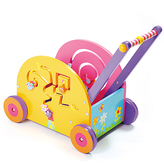 Boikido Push & Play Mouse Puzzle Wagon