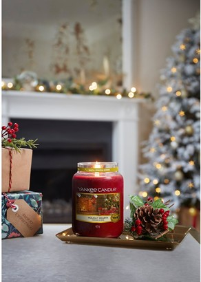 Yankee Candle Classic Large Jar Candle Holiday Hearth