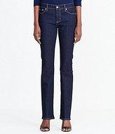 Lauren Ralph Lauren Mid-Rise Slim Bootcut Jean