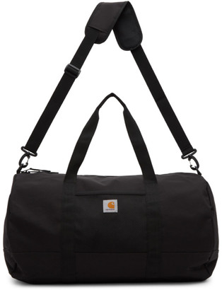 Carhartt Work In Progress Black Wright Duffle Bag