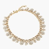 J.Crew Forget-me-not crystal necklace