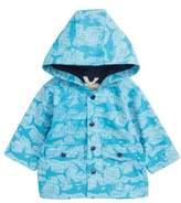 Hatley Shark Alley Hooded Raincoat