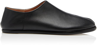 Maison Margiela Tabi Split-Toe Leather Loafers