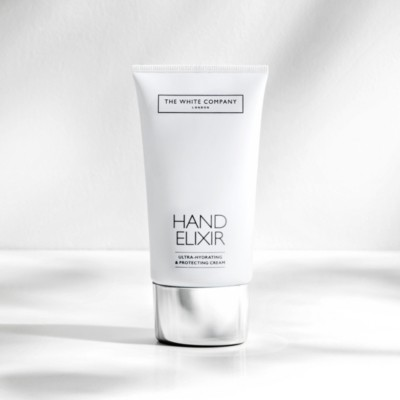 The White Company Hand Elixir- Ultra-Hydrating & Protecting Cream, No Colour, One Size