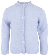 Rachel Riley Light Blue Cashmere Cardigan
