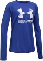 Under Armour Ua Tech Logo-Print T-Shirt, Big Girls