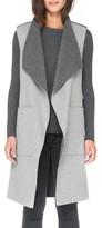 Soia & Kyo Women's Reversible Wool Blend Vest