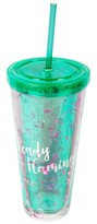 Sunnylife Flamingo Travel Tumbler
