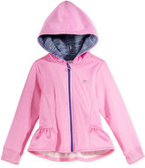 Champion Little Girls' Fleece High-Low Hoodie
