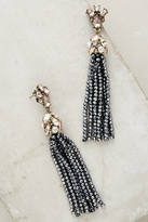 Anthropologie Bejeweled Pinata Drop Earrings
