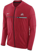 Nike Men's Ohio State Buckeyes Elite Hybrid Jacket