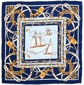 J.Mclaughlin Silk Scarf in Newport