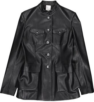 Huishan Zhang Black Jacket for Women