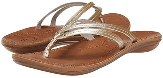 OluKai U'i (Bubbly/Sahara) Women's Sandals