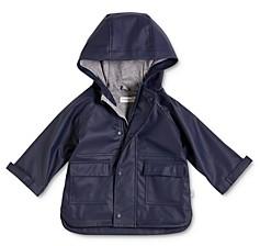 Miles Child Unisex Hooded Raincoat - Little Kid