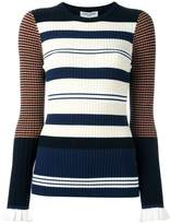 Opening Ceremony striped jumper
