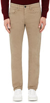 J Brand Men's Kane Stretch-Cotton Jeans-TAN