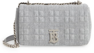 Burberry Small Lola Quilted Shoulder Bag