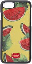 Dolce & Gabbana Multicolor Watermelon Iphone 7 Case