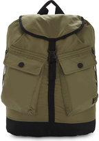 Maharishi Flight Large Nylon Backpack