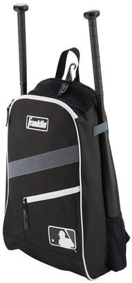 Equipment Franklin Sports Black Batpack & Bat Backpack