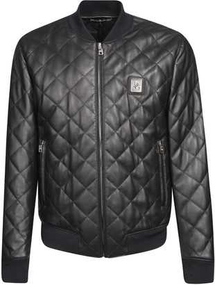 Dolce & Gabbana Quilted Bomber