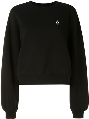 Marcelo Burlon County of Milan Rear Print Sweatshirt
