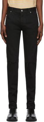 Balmain Black 6 Pocket Jeans