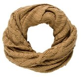 Michael Kors Cable Knit Infinity Scarf