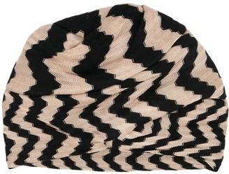 Missoni Zigzag Knit Hat
