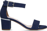 Carvela Krisp suede heeled sandals
