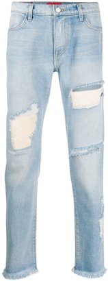 424 Low Rise Skinny Jeans