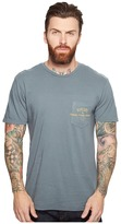 Rip Curl Over Ride Pocket Custom Tee Men's T Shirt