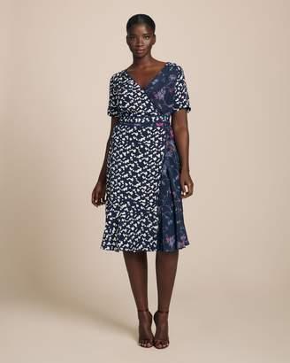 Tanya Taylor Silhouette Spots Luisa Dress
