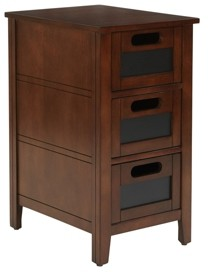 Office Star Avery Side Table