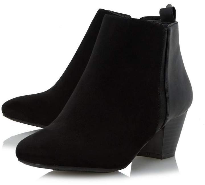 Roberto Vianni PELLO - Mixed Material Ankle Boot